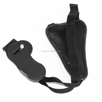Leather camera hand strap for SLR Camera, Camcorder, Video camera
