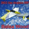 20CC rc model airplane gas engine rc airplane model airplanes for sale EDGE540