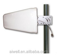 Log Periodic Antenna , broadband antenna,Vertical, 750-2690MHZ, 8dBi