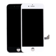 mobiles Black White Color Lcd display replacement For iphone 7 7G screen