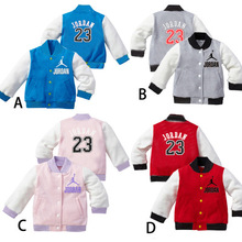 Baseball t shirt jersey design sports jersey new model sportwear cool sweatshirts bulk children jackets kids garments fashion