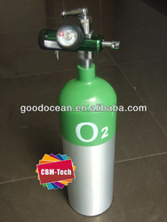 China Supplier Aluminum Gas Cylinders & related gas items