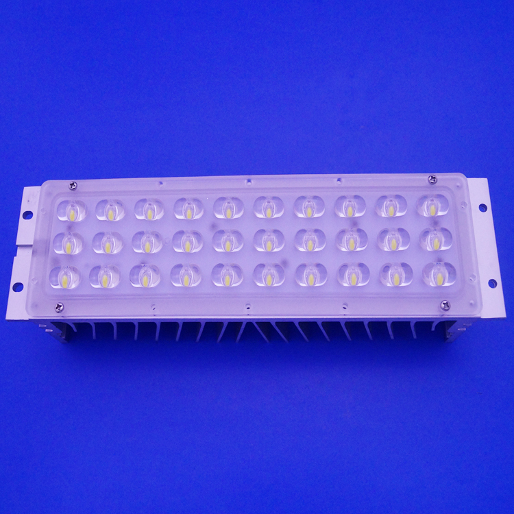 China superior quality IP65 30w 45w road lamp led street light components led module with heat sink