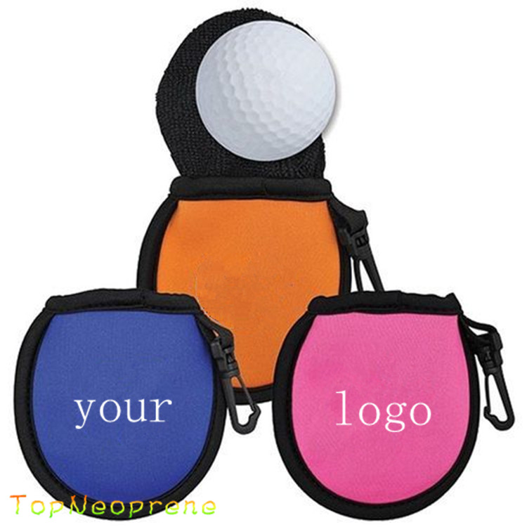 New arrival good quality wholesale Neoprene Golf ball bag