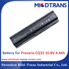 10.8v 47wh laptop battery for HP Presario CQ32 CQ42 CQ43 CQ56 CQ57 CQ62 CQ72,for hp mu06 notebook battery