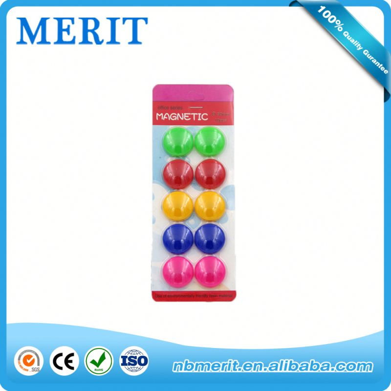 Paper rubber refrigerator magnets