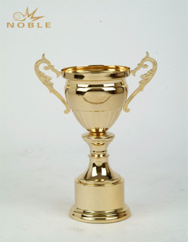 Gold Trophy Metal Sports Cup Award