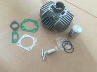 High quality PUCH50 38mm Motorcycle aluminum cylinder kit