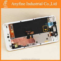 for Blackberry Z10 3G repair parts white lcd touch screen;Lcd+Digitizer screen for BB Z10 3G