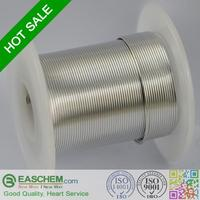 High Purity Indium Ingot Wire 99.995% with Cas No 7440-74-6 for Vacuum Coating