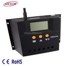 30A 50A 60A Solar Charge Controller Regulator 12V 24V Auto Switch For PV System (50A) Amazon supplier