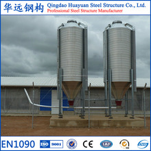 Large Span Steel Structure Design Poultry Farm Shed