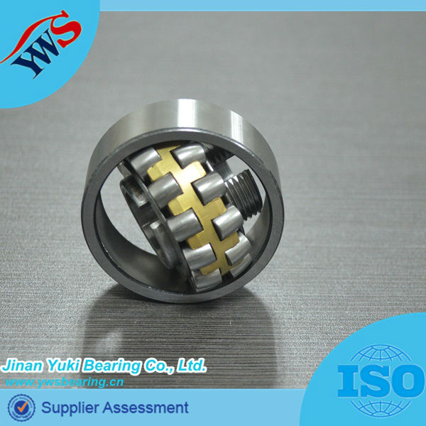 22215 spherical roller bearing with punch steel cage