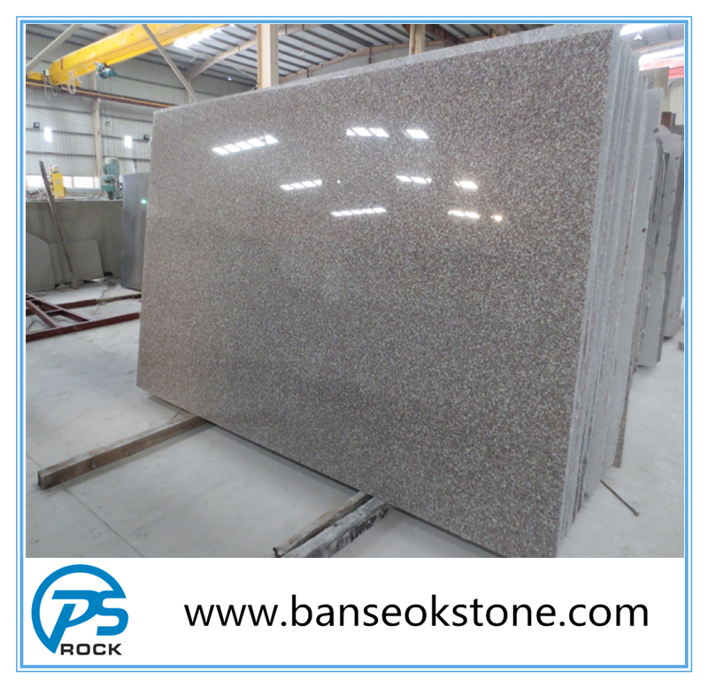 China factory price G687 pink Red cheap Granite for flooring tile