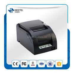 76mm usb high speed auto cutter 9-pin dot matrix printer HRP76III
