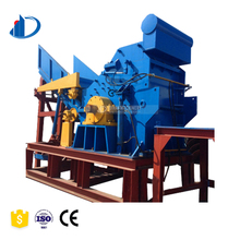 Used Old Cars Scrap Iron And Steel Shindachi Metal Tube Crusher Machine