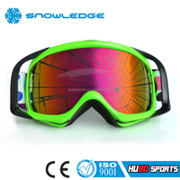 China manufacturer professional outdoor motocross eyewear windproof dustproof wholesale motorcycle goggles HB-127