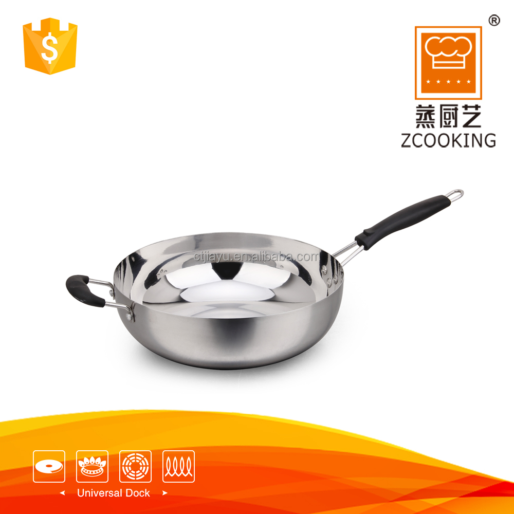 Good Quality Wholesale Aluminum Non-stick Fly Pan