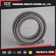 Prompt delivery Iron seals deep Groove ball bearing 6305 2Z/ZZ with Durable Retainer and rings