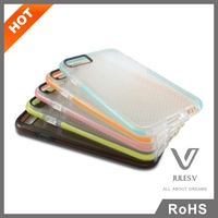 hot selling phone case for iphone 6/ 6 plus colorful pc+tpu bumper case