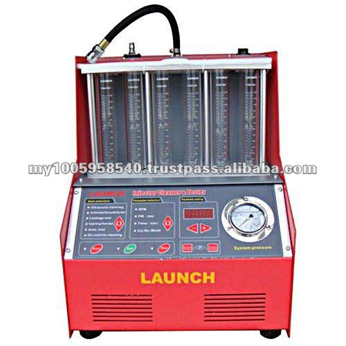 Launch CNC602A ultrasonic cleaner