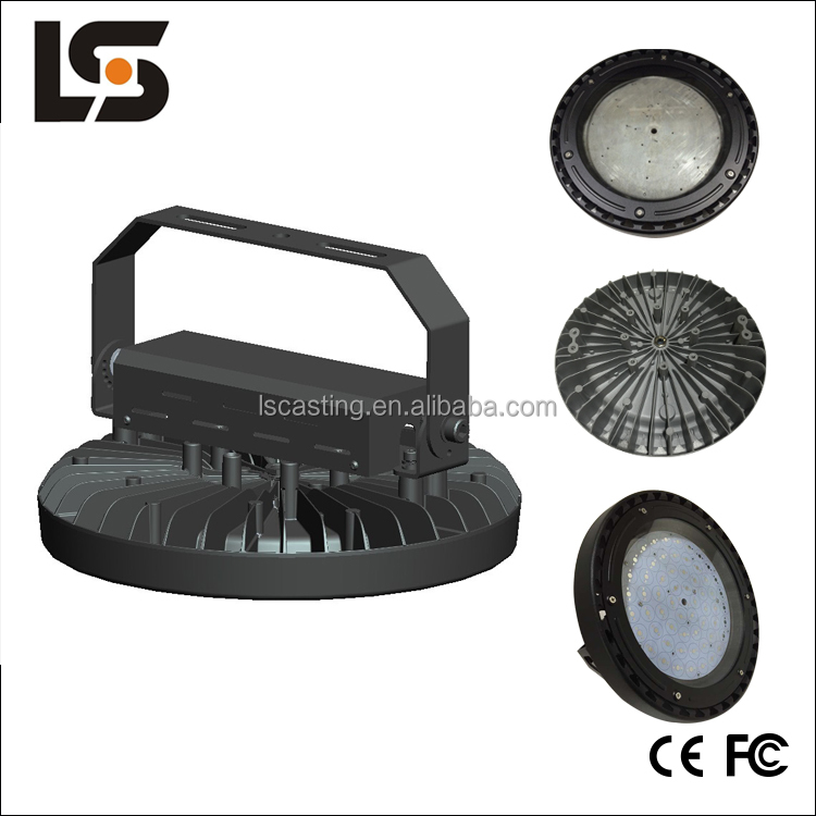 Die-casting aluminium high bay light led down lamp housing