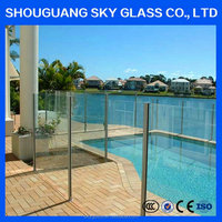 Best selling hot chinese products tempered glass windows