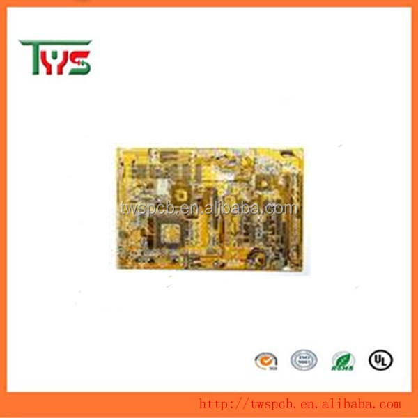 8 Layer HDI blind and buried BGA plug impedance PCB board/ PCB production