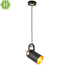 Bar Mini Classic Style Moving Head Lighting Retro Antique Iron Pendant Hanging Light