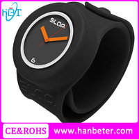 Hot selling japan movement popular brand silicon watch with changeable face