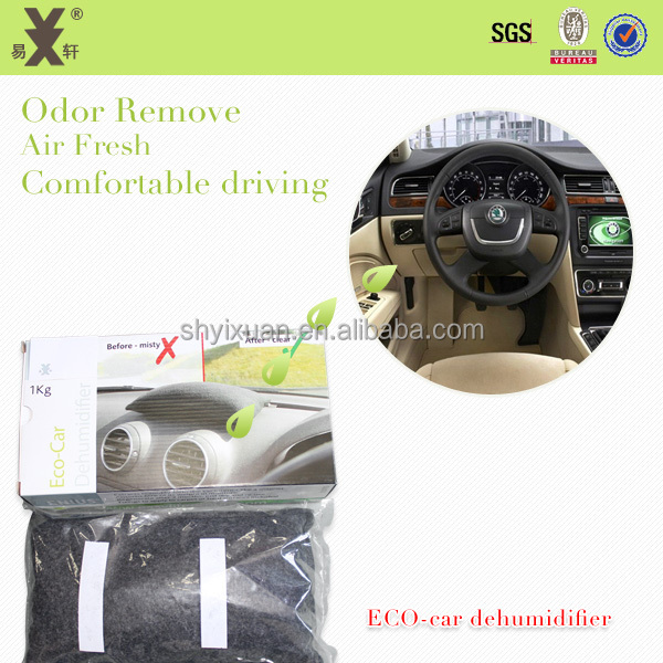 Car Moisture Absorber/Proof Bag Get Rid Of Bad Smell Defog