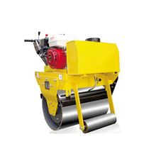 SVH-30 steel wheel hydraulic vibratory rubber tire road roller for sale