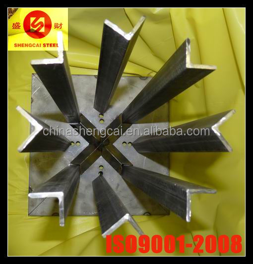DISCOUNT! low price mild carbon steel angle bar per kg on sale