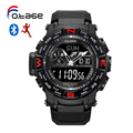 2017 Bluetooth Pedometer Fitness Men Wrist Watches
