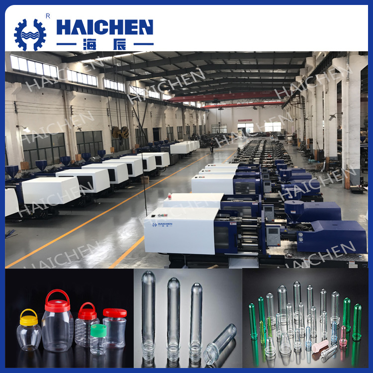 High quality made in China equipment manufacturer pet preform machine