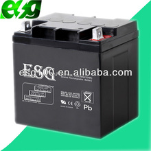 yuasa 12v24ah deep cycle battery 24ah traction battery