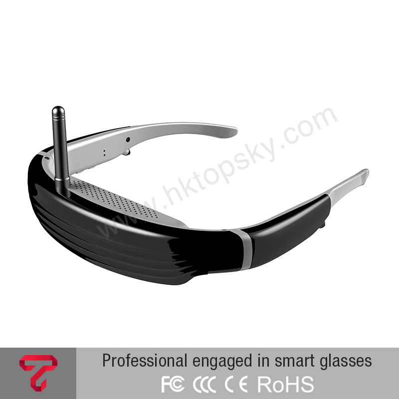 5.8Ghz Wireless fpv video glasses goggles for drone racing