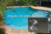 2013 China 13kw stainless steel swimming pool heater with CE
