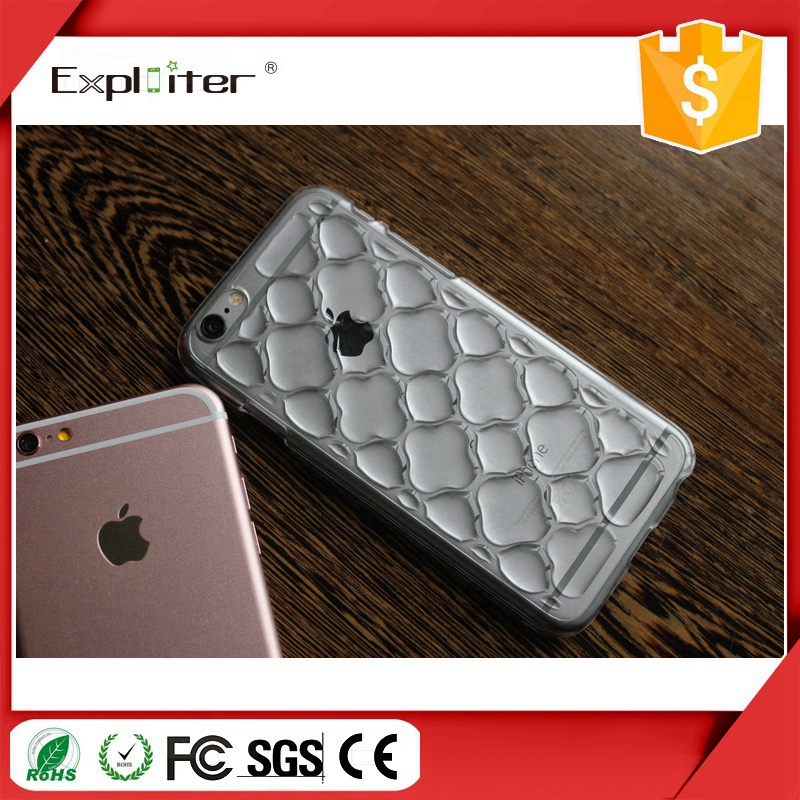 Alibaba supplier gel drop resistant art cellular phone accessories