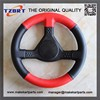 Universal 3 hole go kart steering wheel 265mm steering wheel