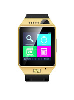 Last factory price colorful smart watch phone for Android waterproof sports men wrist watch with camera supports sim TF