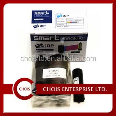 IDP Smart 30S Printer Ribbon YMCKO Ribbon 650643, Korea Smart Color Ribbon