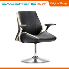 Modern Type Cheap Price Comfortable Black Leather Barber Chair