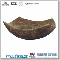 Custom unique kitchen sinks/special irregular shape sinks