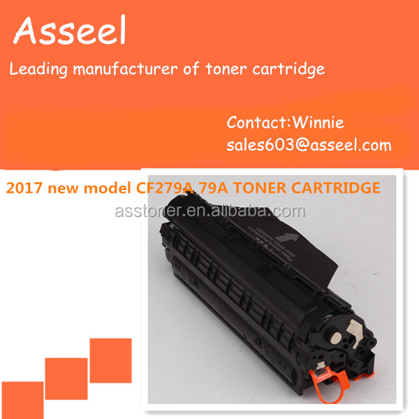 2017 new model compatible toner cartridge CF279A 79A for HP LASERJET PRO M12A