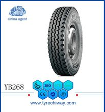 Chinese top 10 tyre brands truck tire with cheap price for hot sale YB268 11.00R20