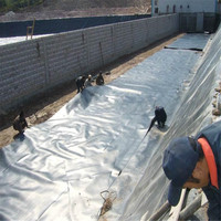 waterproof HDPE geomembrane liner cheap price for pond and lake dam geomembrane
