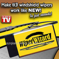 Wizard Wiper For Car Windshield Wipers,Car Accessories for car cleaning brush wiper window brush