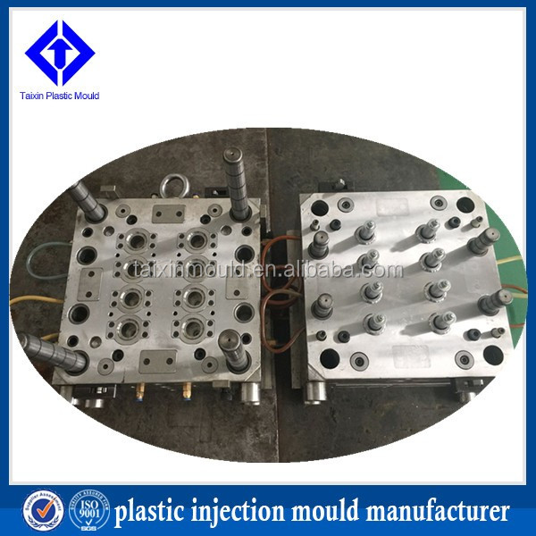 High precision bottle plastic cover injection mould