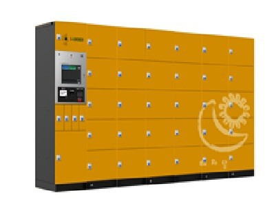 Electronic Locker OEM
